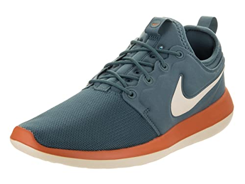 the latest c346f caf48 Nike Men s Roshe Two Iced Jade Lt Orewood BRN Running Shoe 10 Men US