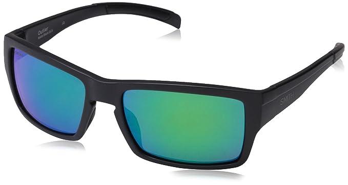 b64fb3e0436 Smith Outlier Carbonic Polarized Sunglasses  Amazon.com.au  Sports ...