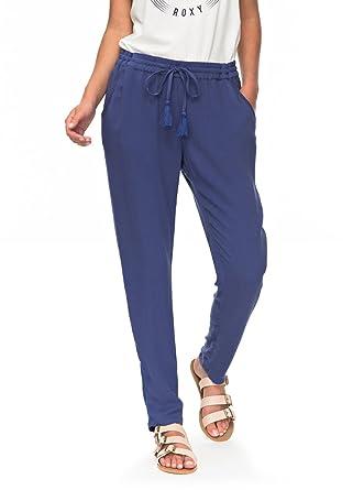 Roxy Bimini - Pantalon léger pour Femme ERJNP03154  Roxy  Amazon.fr   Vêtements et accessoires 2cd7f204e3e