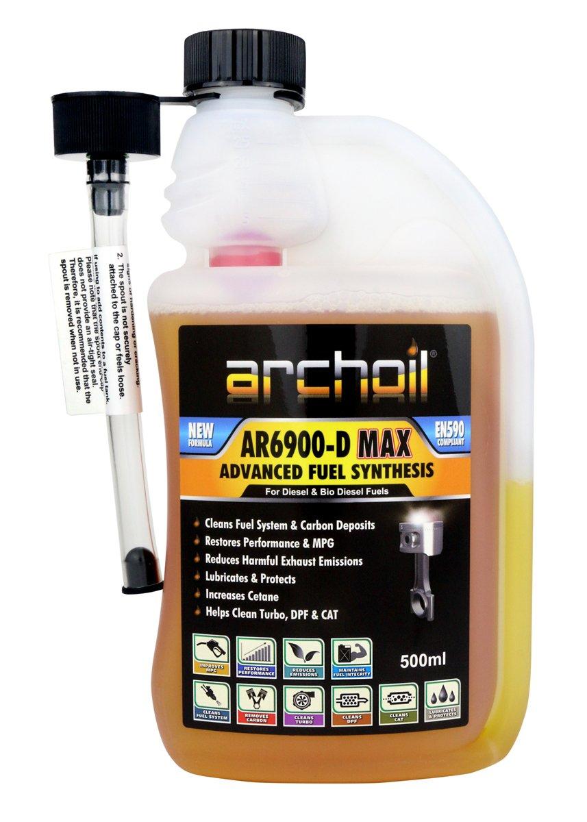 Combustible Diésel Max Advanced Synthesis,100 ml, de Archoil, AR6900-D: Amazon.es: Coche y moto