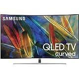 Samsung Electronics QN55Q7C Curved 55-Inch 4K Ultra HD Smart QLED TV (2017 Model)