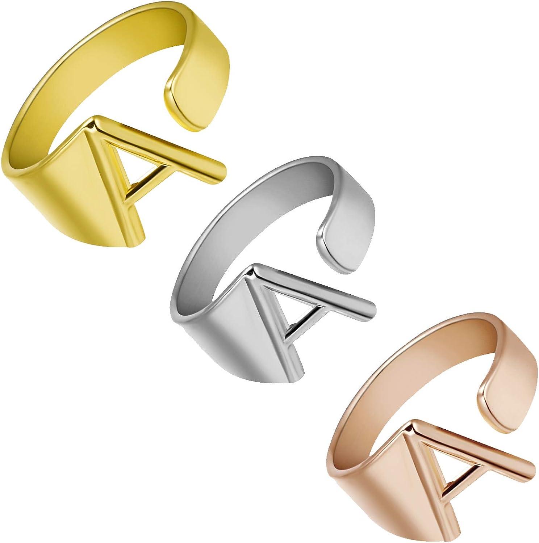 cmoonry 18K Gold Plated Letter Initial Bracelet for Women Girl Colourful Cubic Zirconia 26 Alphabet Letter Charm Bracelet Adjustable Copper Chain Shell Bracelet Best Gift