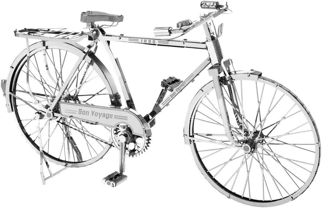 Iconx - Maqueta metálica Bicicleta Vintage: Amazon.es: Juguetes y ...