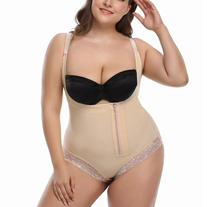 8f8d8b862d5c3 Image Unavailable. Image not available for. Color: Zarbrina Women Slimming  Underwear Body Shaper Sexy Lingerie Modeling Strap ...