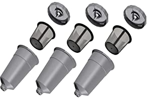 3 x Replacement Part for KEURIG My K-Cup Reusable Coffee Filter FULL 3 SET by Coffee