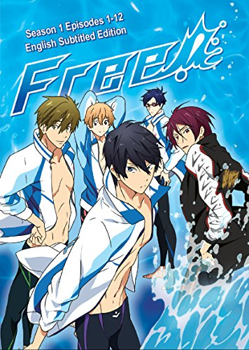 - Free! Iwatobi Swim Club Season 1 English Subtitled Edition