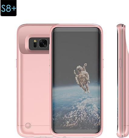 Coque Batterie Samsung Galaxy S8,Ultra fin Coque avec