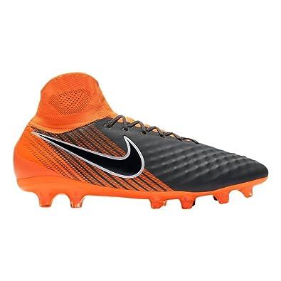 4dc4a8b1d98 Nike Magista Obra 2 Pro DF FG Cleats  Dark Grey  (7.5)