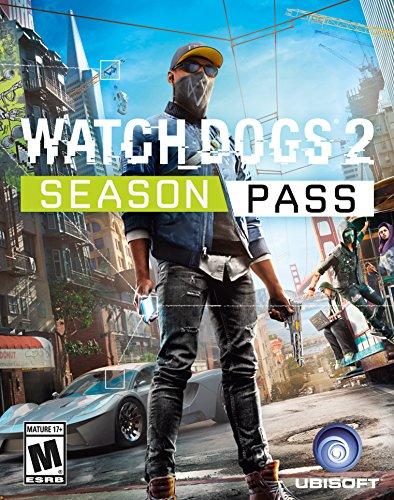 Watch Dogs 2 Season Pass - PS4 [Digital Code]