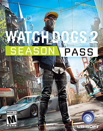 61nn%2BRRWKtL - Watch-Dogs-2-Season-Pass-PS4-Digital-Code