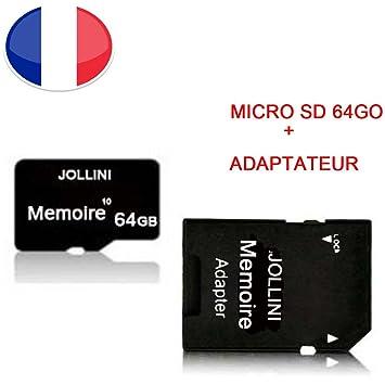 para Altice S60 (5)  - Tarjeta de Memoria Micro SD 64 GB ...