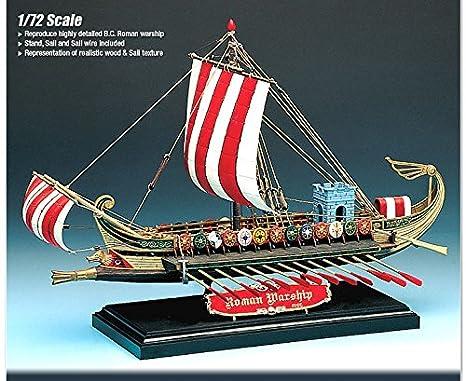 Amazon.com: Academy Ship 1/72 Escala Plastic Modelo Kit ...