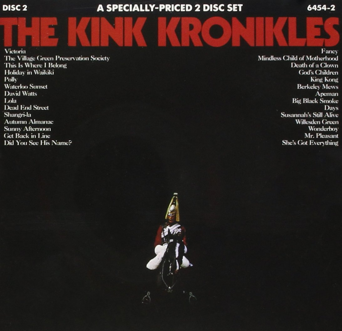 The Kink Kronikles by Reprise