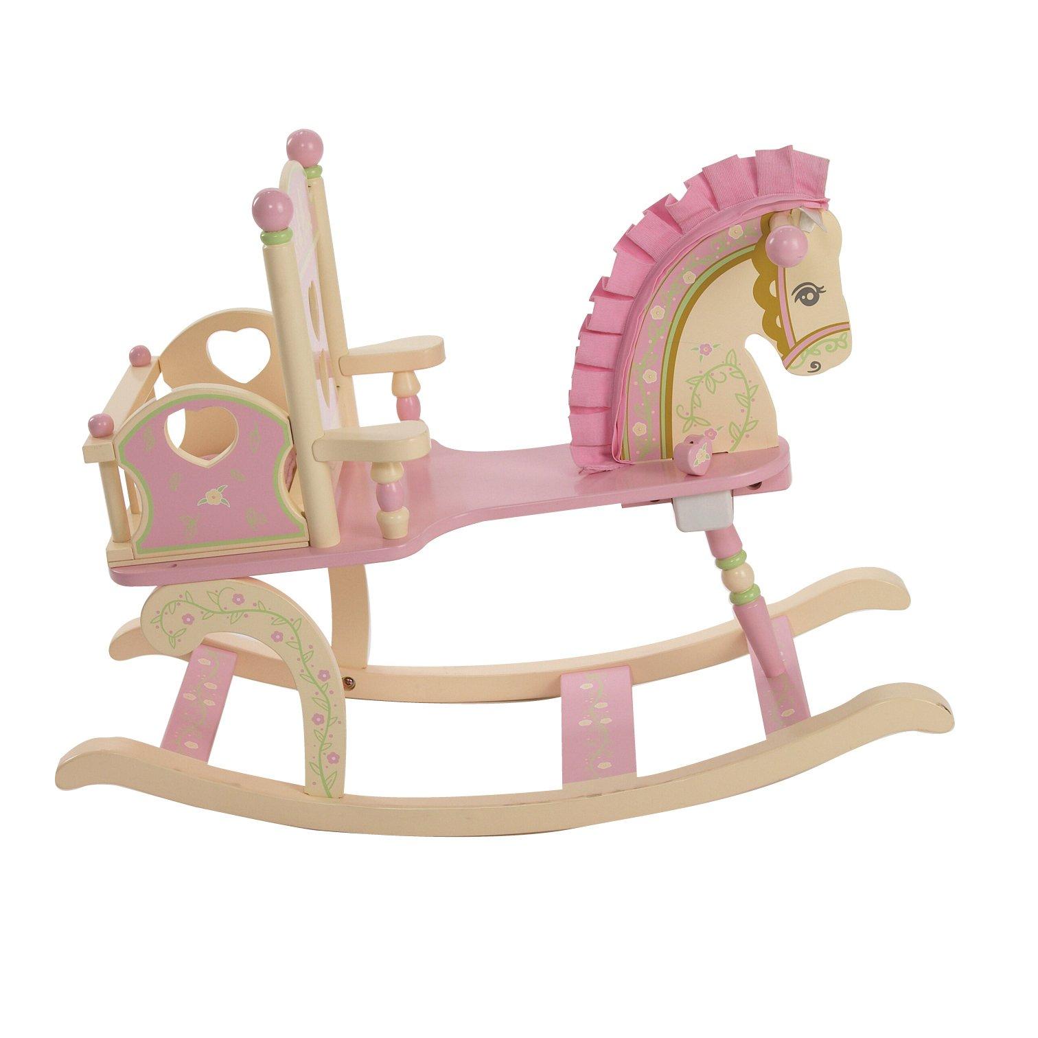 Wildkin Rock-A-My-Baby Rocking Horse