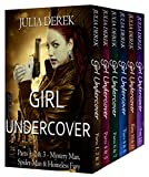 Girl Undercover (Parts 1-12): The Adler Conspiracy