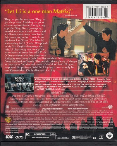 Romeo Must Die (Special Edition, Widescreen)