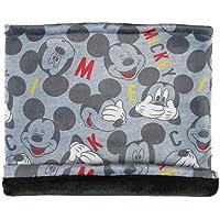 CERDÁ LIFE'S LITTLE MOMENTS Braga para el Cuello Infantil de Mickey-Licencia Oficial Disney Bufanda para clima frío…