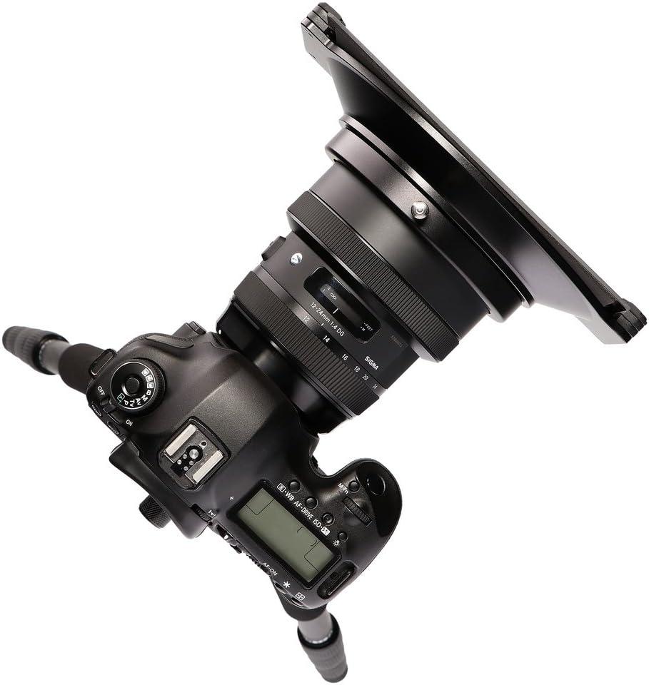 Rollei Profi Rechteckfilter Halterung Für Sigma 12 24 Kamera