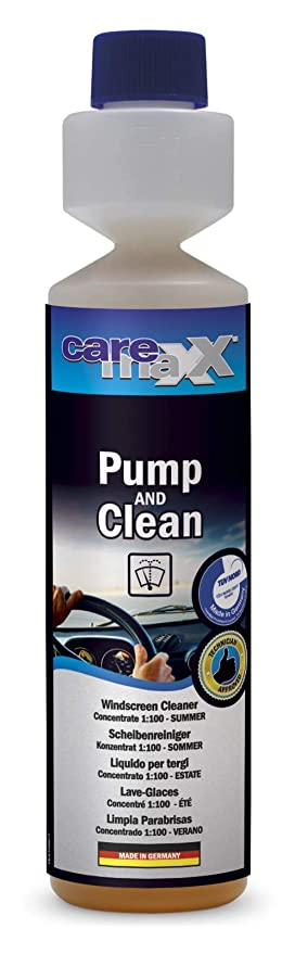 Amazon.com: AUTOPROFI Care MAX Pump & Clean Windscreen Cleaner ...