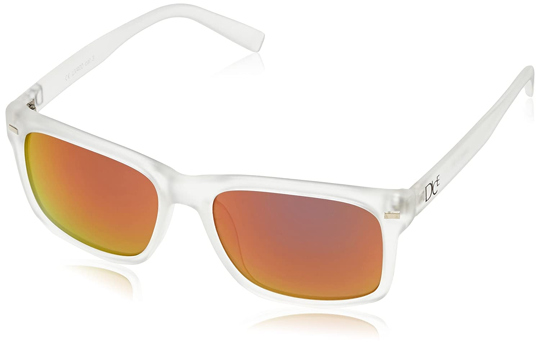Dice occhiali da sole Unisex Transparent/Liliac Revo Taglia unica