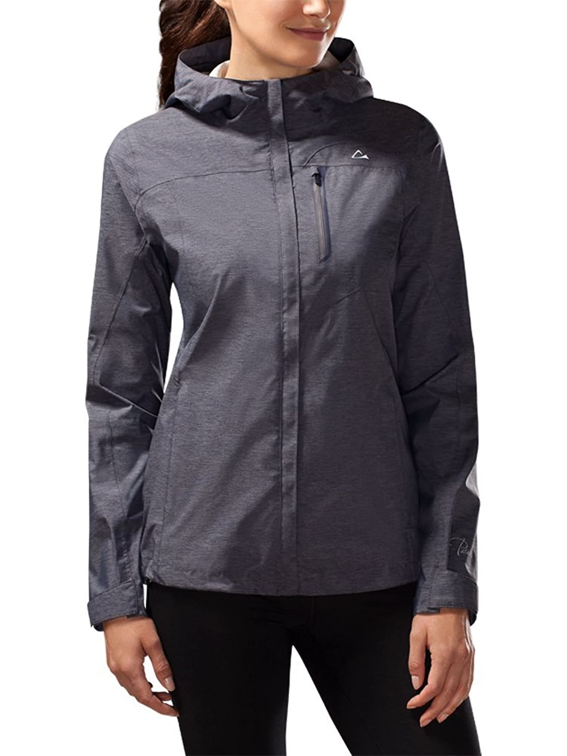 Amazon.com: Paradox Waterproof & Breathable Women's Rain Jacket ...