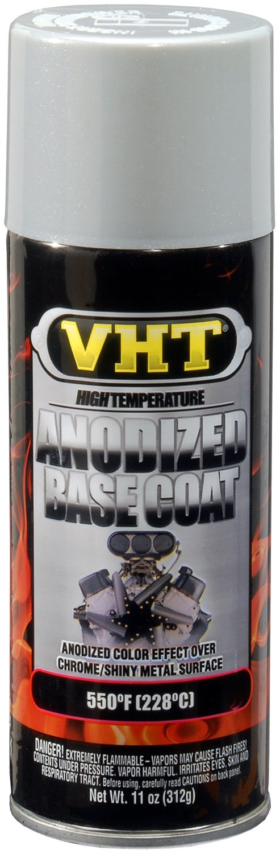 VHT ESP453007 Anodized Base Silver Color Coat Can - 11 oz.