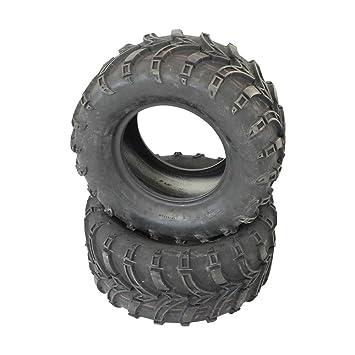 2 Neumáticos 25 X 10 - 12 Rueda para quad atv Buggy TL schlauchlos nuevo: Amazon.es: Coche y moto