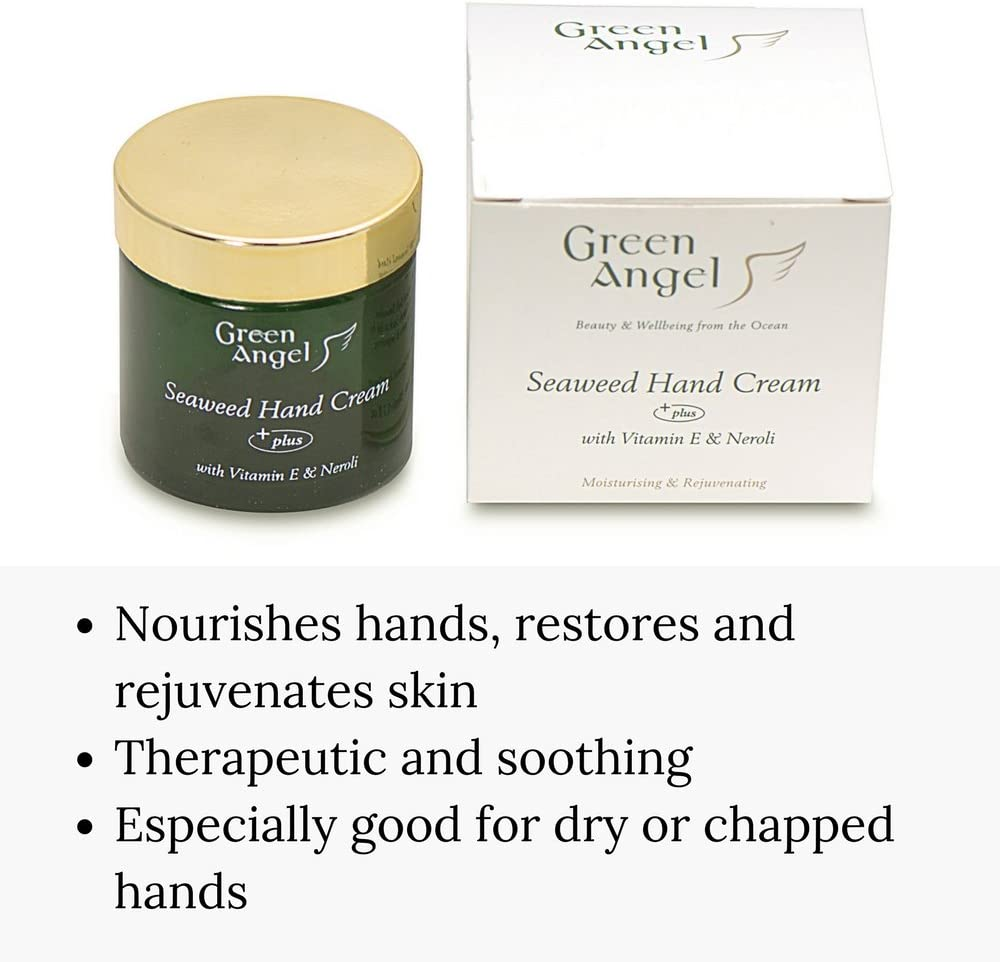 Green Angel Seaweed Hand Cream | Blarney