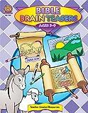 Bible Brain Teasers, Becky Radtke, 0743971000
