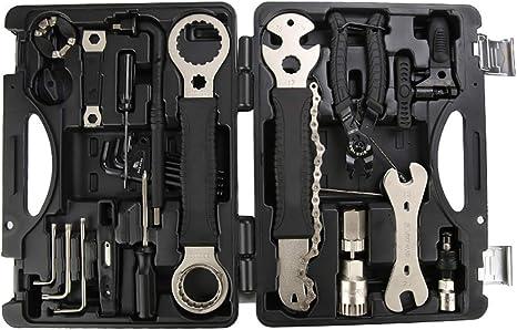 Herramientas Bicicleta 18 En 1 Conjunto Herramientas Reparación ...