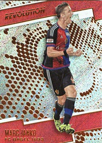 fan products of 2017 Panini Revolution #59 Marc Janko FC Basel 1893 Soccer Card