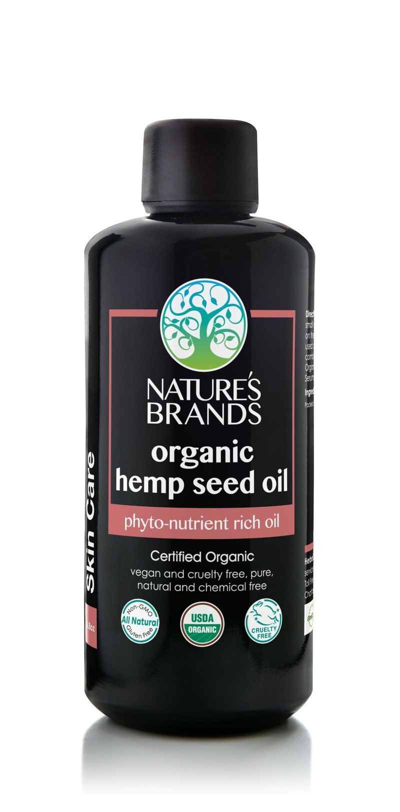 Herbal Choice Mari Organic Hemp Seed Oil Cbd King Net