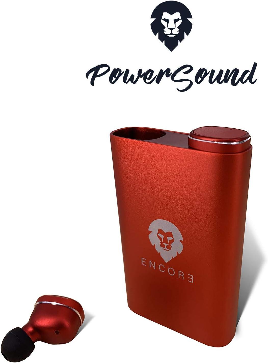 Auriculares inalambricos Bluetooth Encore Power Sound, Marca ...