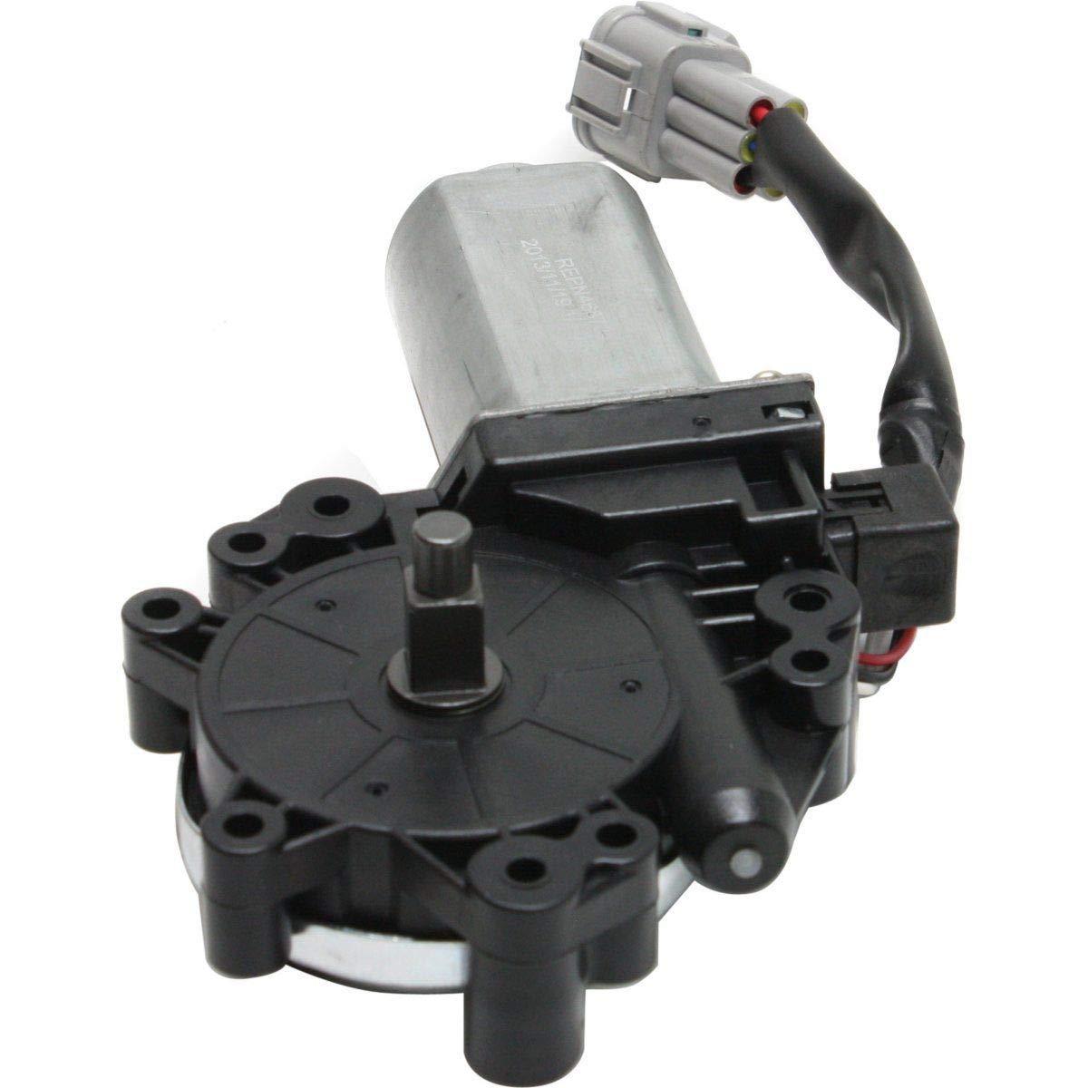 Front Driver Side Window Motor for Infiniti Nissan Armada Titan fits REPN468704