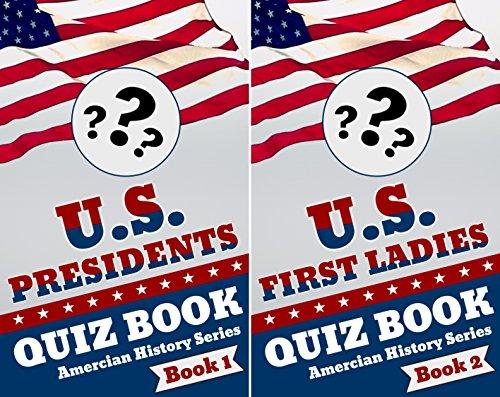 American History Quiz Series (2 Book Series)