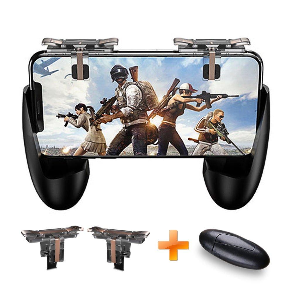 PUBG Mobile 荒野行動対応コントローラー ゲームパッド ゲームハンドル