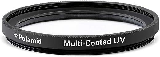 Polaroid Optics -67mm Multi-Coated UV & Protection Filter – Compatible w/All Popular Camera Lens Models