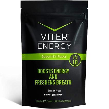 Amazon.com: Viter Energy - Minas cafeinadas de 40 mg de ...