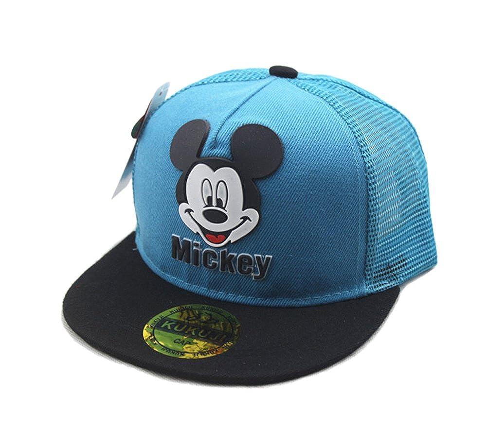 groodo® Kid s Mickey Mouse Mickey ajustable Sun Sombreros Gorras ...