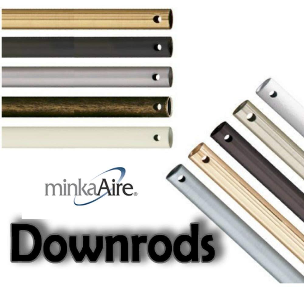 ミンカラヴェリーDownrod Coupler Minka Aire dr500-odkダウンロッド   B01GGPSG1C