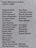 img - for Video Writings by Artists: (1970 1990) book / textbook / text book