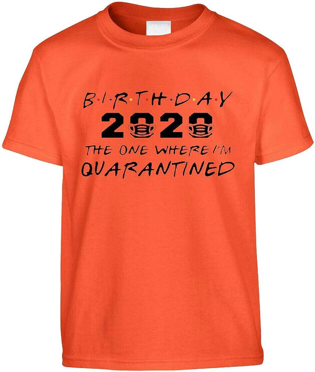 Unisex Kids T Shirt Amo Distro Virus Top Kids T Shirt Birthday 2020 Social Distancing Quarantine Self Isolation