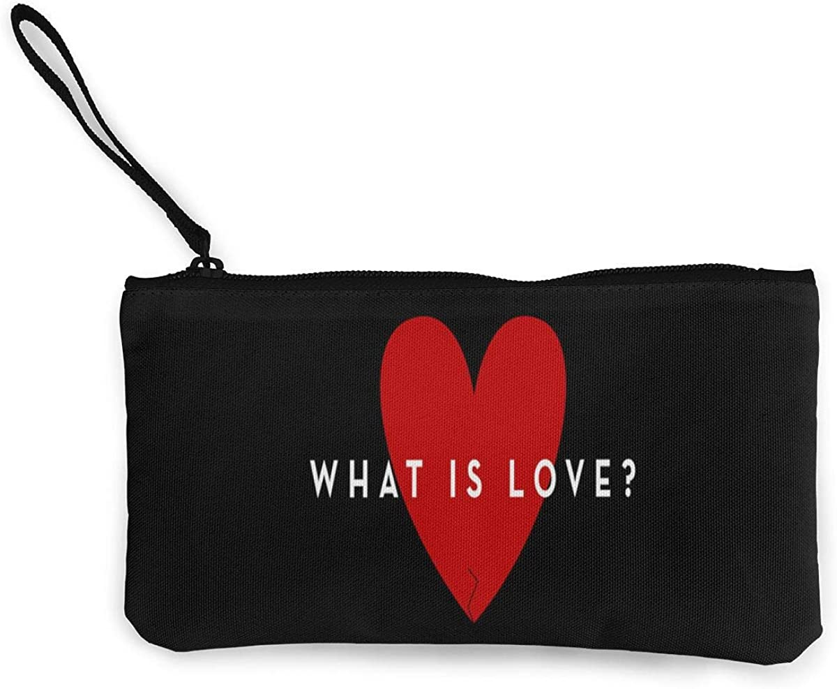 Coin Purse What Is Love...