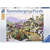 Hillside Retreat 500 PC Puzzle
