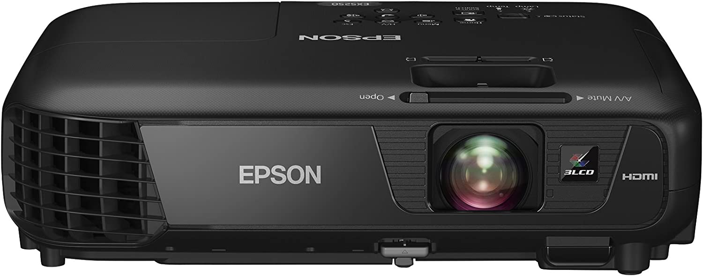 Epson EX5250 Pro Wireless, XGA, 3600 Lumens Color Brightness, 3600 Lumens White Brightness, 3LCD Projector