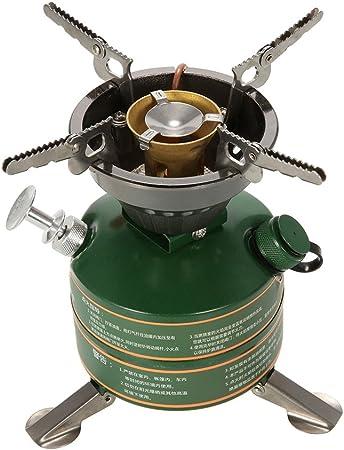 Lixada portátil integrado gasolina estufa non-preheating ...