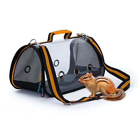 HOME STYLE Top Loaded Pet Carrier para Gatos y Perros, Bolsa de Viaje para Perros