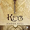 Keys: City of Keys, Book 1 Audiobook by Amber Kell Narrated by Derrick McClain