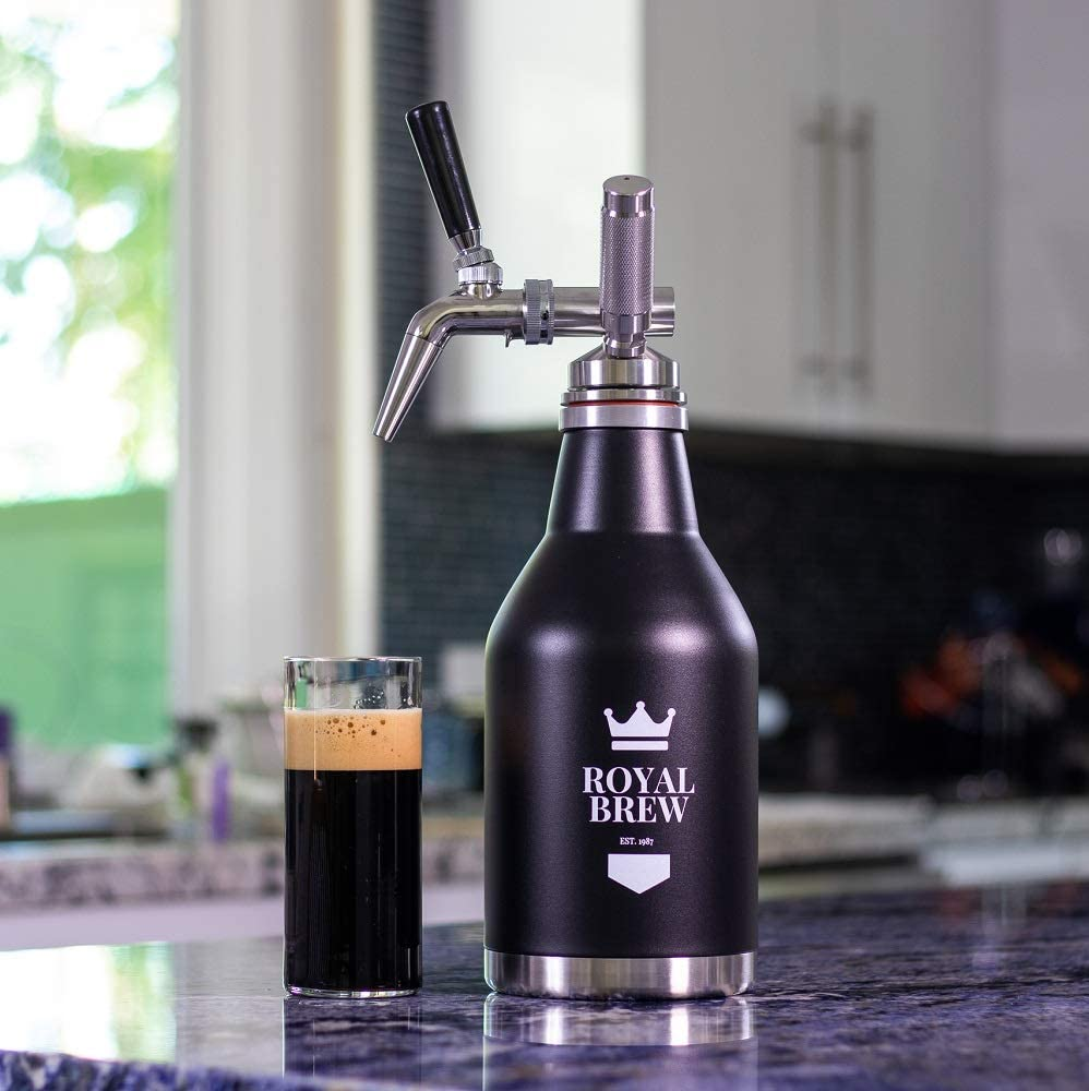 Royal Brew Cold Brew Nitro kit