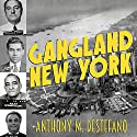 Gangland New York: The Places and Faces of Mob History Audiobook by Anthony M. DeStefano Narrated by Gary Galone